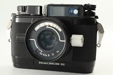 [EXC+++++] Nikon Nikonos III SLR 35mm F2.5 Underwater Film Camera From JPN #144
