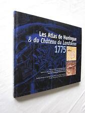 LES ATLAS DE HUNINGUE & DU CHATEAU DU LANDSKRON Paul-Bernard MUNCH