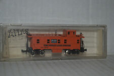 Atlas 3579 Family Lines SCL/L&N Cupola Caboose N Scale