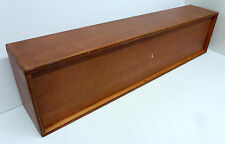 MM Lionel 18029 Smithsonian Hudson Wooden Presentation Box Display 1 In/1 on Top