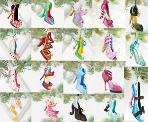Disney Runway Shoe Christmas Ornament Theme Parks