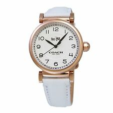 Coach Women's Madison Analog Casual Leather Bnad Watch 32mm 14502408 $250