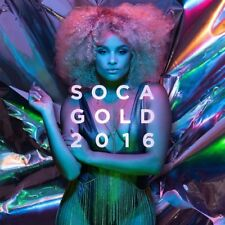 Various Artists : Soca Gold 2016 CD (2016) ***NEW***