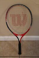 WILSON FEDERER 25 inch tennis racquet racket