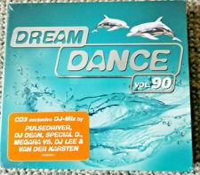 DREAM DANCE.90 3CD NEU & OVP (Der neue Dance & Trance Sampler 2021) von Various