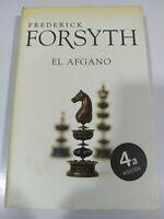El Afgano Frederick Forsyth 4 Edicion 2000 Plaza & Janes - LIBRO Español