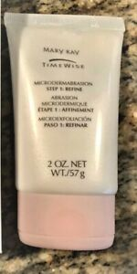 New Mary Kay Timewise Microdermabrasion Step 1: Refine ~ 2.0 oz 57 g Skin Care