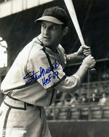 STAN THE MAN MUSIAL AUTOGRAPHED 8X10  GREAT LOOKING ST LOUIS CARDINALS LEGEND