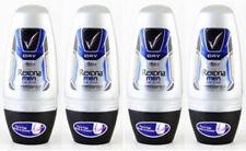 Rexona Men Ice Cool Dry Antiperspirant Deodorant 50ml 4 Pack Dry 48H Protection
