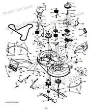 Husqvarna de coupe Deck Courroie D'entraînement CTH174 T CTH2138 TC238 TC239T