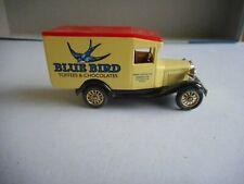 """Lledo Days Gone DG013082 Model A Ford Van """"Bluebird Toffees & Chocolates"""" +box"""