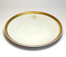 Original Goldband Teller 28 cm, Palast der Republik, PdR Goldband-Geschirr