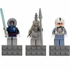 LEGO Star Wars Mini Figure Magnet Set - Anakin, Talz Chieftain & Clone Pilot