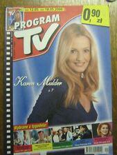 PROGRAM TV 20 (12/5/2000)KAREN MULDER CATHERINE DENEUVE