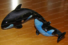 DOMINION (Killer Whale) Magnetic Salt Pepper Shakers (Lassen Collection, 23210)