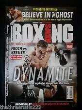 BOXING NEWS - FROCH v KESSLER - FEB 7 2013