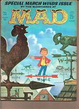 MAD  #62  1961  GAINES / FELDSTEIN--NEUMAN-CARTOON HUMOR-..FN-