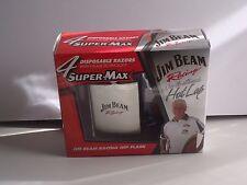 JB2 Collectable  Jim Beam Racing Hip Flask NEW