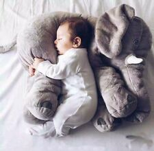 Baby Soft Plush Elephant  Sleep Pillow Kids Lumbar Cushion Toys Large Size Gifts