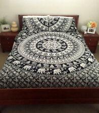Indian Bedding Hippie Doona Comforter Covers Elephant Mandala Quilt Duvet Cover