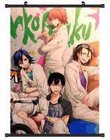 5117 Yowamushi Pedal Decor Poster Wall Scroll cosplay