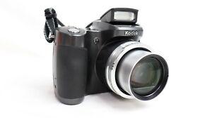 Kodak EasyShare ZD710 7.1MP 10x Zoom Digital Camera ~ Black ~