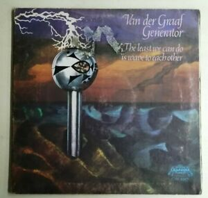 Van Der Graaf Generator – The Least We Can Do Is Wave To Each Other 1970 UK LP