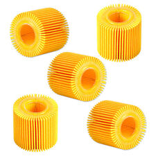 OEM Oil Filter 04152-YZZA6 Fit Toyota Corolla Prius Matrix Scion Lexus Set of 5