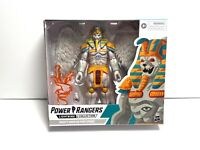 "Hasbro Power Rangers 6"" Scale Lightning Collection Mighty Morphin King Sphinx"