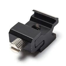 Cold Flash Base Seat  Adjustable All-Metal Hot Shoe Quarter Screw Interface