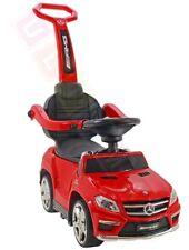 Rutschauto 4in1 Mercedes-Benz GL63 AMG Lizenz Rutscher Kinderauto rot