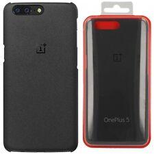 Genuine ONEPLUS 5 Coque arrière de protection mobile Original Téléphone Portable Housse