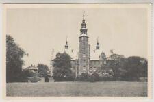 Denmark postcard - Rosenborg Slot, Kobenhavn