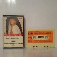 Compilation - Hit parade n°7 (Cassette Audio - K7 - Tape)