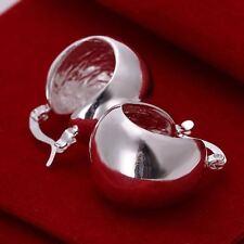 beautiful Fashion 925 Sterling Silver Cute women pretty charm Earring jewelry
