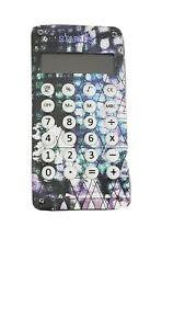 Staples Pocket Sparkle Calculator w/ Maze Game Labyrinth New Factory sealed pkg