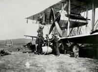 OLD LARGE PHOTO AVIATION HISTORY, Pioneer aviator John William Alcock 1920 6
