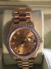 Rolex Adult Analogue Round Wristwatches