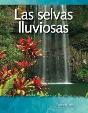 Las selvas lluviosas (Rainforests) (Los Biomas Y Los Ecosistemas)-ExLibrary