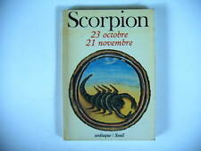 astrologie SCORPION zodiaque seuil 1979