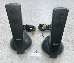 Altec Lansing ATP5 Multimedia Computer Speakers