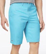 Lacoste Men's Bermuda Shorts Sz 34 Color Blue New