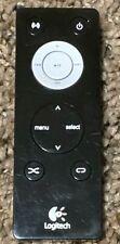 Logitech mini Small Black Remote Control Speaker - Original