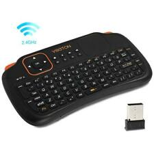 Mini Wireless Remote Keyboard 2.4GHz Touchpad For Samsung Smart TV PC Android