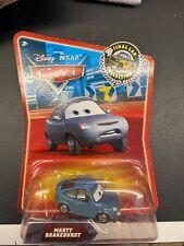 Disney PIXAR CARS FINAL LAP MARTY BRAKEBURsT TARGET ONLY