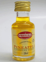 12 x 28ml Bottles Preema Culinary PINEAPPLE Essence Food Flavour Flavouring BOX