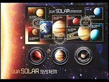 2015 LIMITED EDITION OUR SOLAR SYSTEM PNC- GOLD FOIL PM-ONLY 250 issued