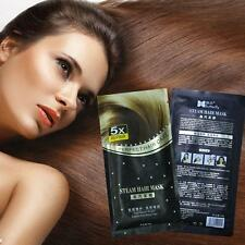1 Pc Automatic Thermal Steam Hair Mask Keratin Repair Rough Damaged Hair #EB