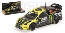 MINICHAMPS 400 098946 Ford Focus WRC Rally car Rossi Cassina Monza 2009 1:43rd