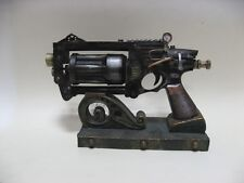 The Big Daddy Col. Fizziwigs Steampunk Gun Blaster.Free Display Stand Decor.Cool